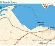 Sortie baie de Somme